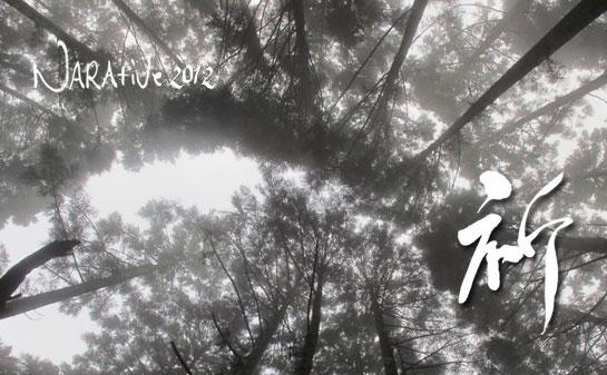 NARAtive2012 祈
